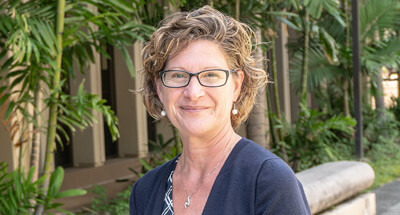 Charlene Baker, Faculty, Department of Sociology, UH Mānoa