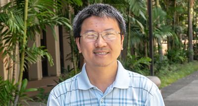 Yiyuan Xu, Faculty, Department of Sociology, UH Mānoa