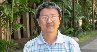 Yiyuan Xu, Faculty, Department of Sociology, UH Mānoa