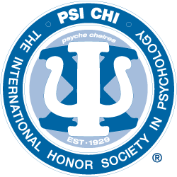 Psi Chi, the International Honor Society in Psychology